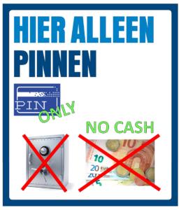 Alleen-pin-bordje-no-cash-groot-259x300